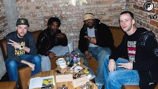 Das EFX - interview pt. 1 - on Real Hip Hop, slang, Dave Chappelle, duos in hip hop (Popkiller.pl)