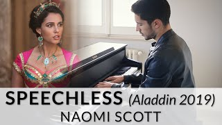 naomi-scott-speechless-aladdin-2019-soundtrack-piano-cover