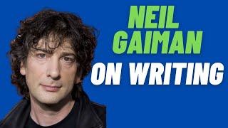 [11.09 MB] Creative Writing Lessons: Bestselling, award winning author Neil Gaiman on writing