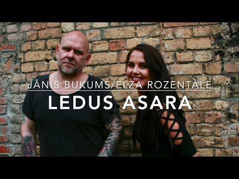 JĀNIS BUKUMS un Elza Rozentāle - Ledus Asara