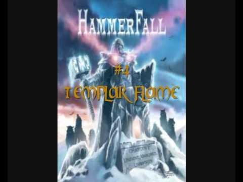 My Top10 Hammerfall Songs