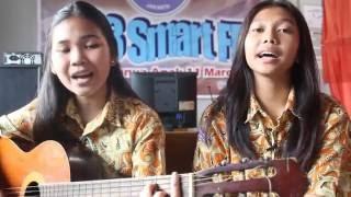Terima kasih Guruku Tersayang Cover By Dela Feat May
