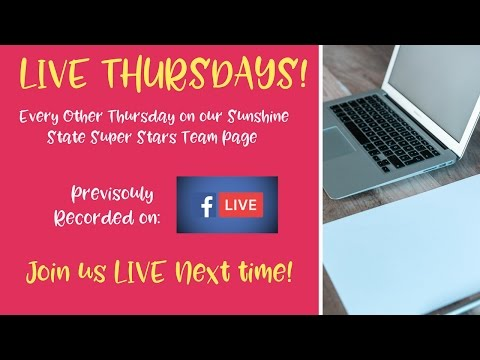 Live Thursday : Basics of Creating Graphics with Canva