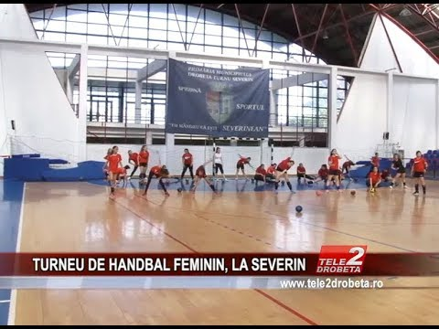 TURNEU DE HANDBAL FEMININ, LA SEVERIN