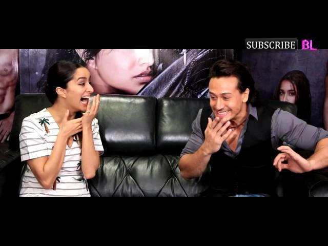 EXCLUSIVE | Tiger Shroff & Shraddha Kapoor play DUMBCHARADES and it's superfun!