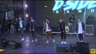 DSIDE BAND на VIDEOZHARA 2018