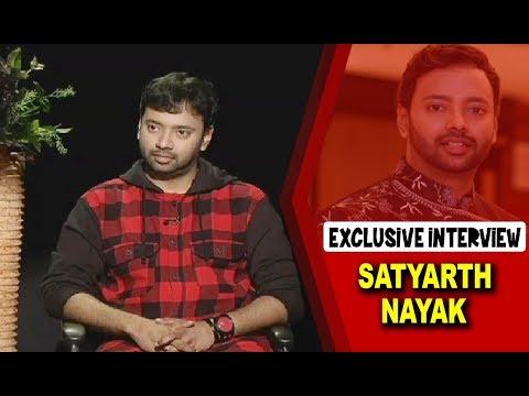 """SRIDEVI The Eternal Screen Goddess Book"" Author Satyarth Nayak | Exclusive Interview | Naxatra News"