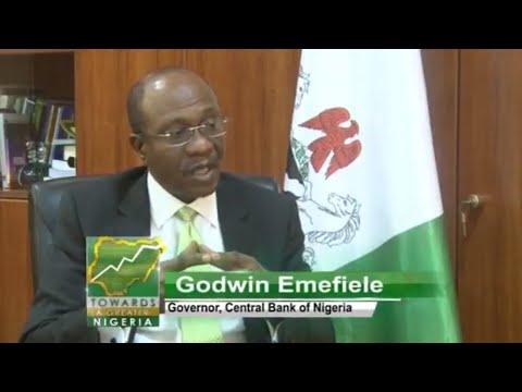 Governor, Central Bank of Nigeria on TAGNigeria Public Enlightenment Program