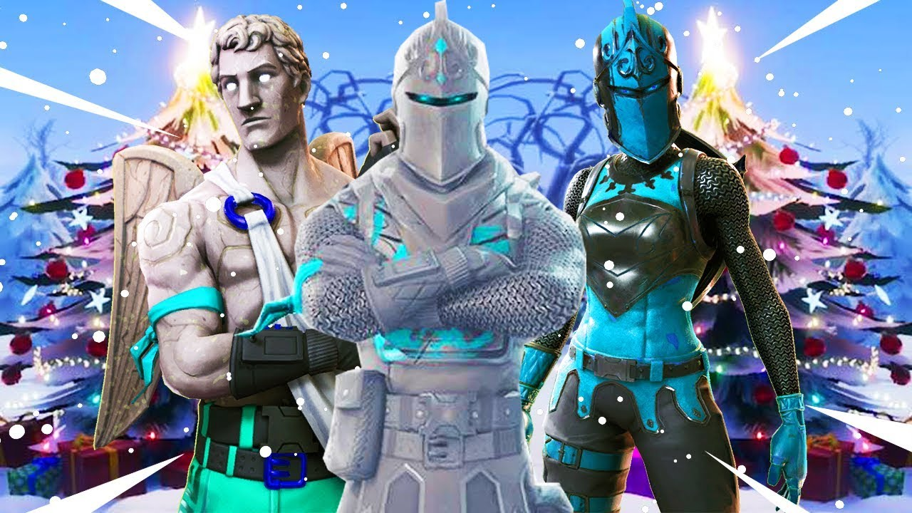 How To Unlock Winter Red Knight Winter Love Ranger And Winter Raven