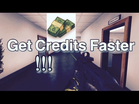 Bullet force How to get millions of credits and XP fast