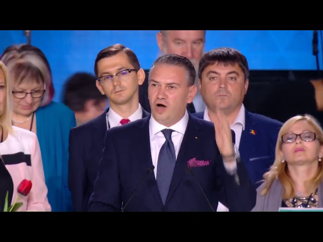 Speech by Romanian Delegation - The Alternative Gathering 2018 Villepinte , Paris