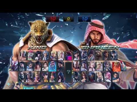 Part 2 TEKKEN 7 (3 v 3) Team Heavy Lords VS Team Teddy Lips