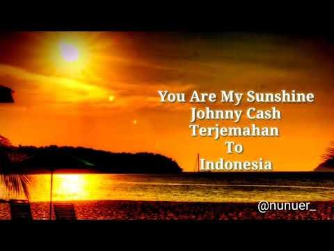 lirik-lagu-you-are-my-sunshine