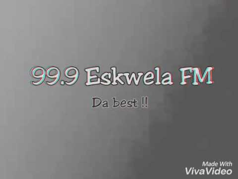 99.9 Eskwela FM radio broadcasting