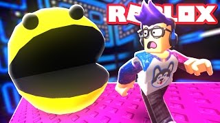 GIANT KILLER PACMAN IN ROBLOX