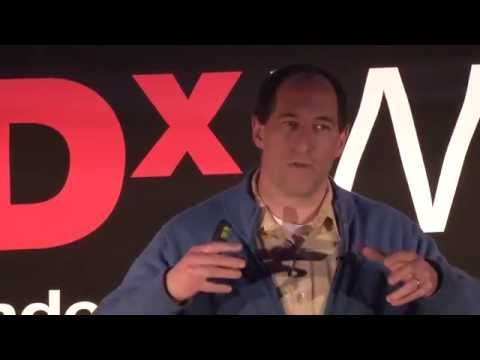 Creativity, innovation and entrepreneurship: Glenn Gaudette at TEDxWPI