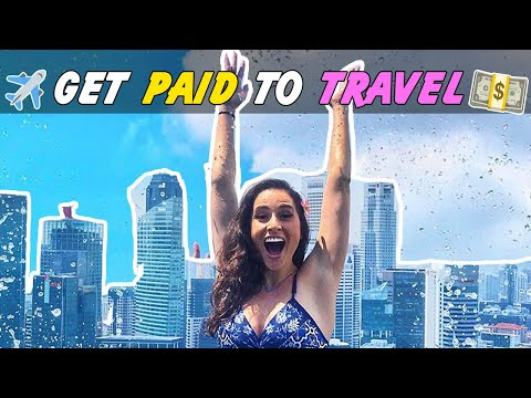 How to find CHEAPEST accommodations (get PAID to travel & travel for FREE!)