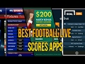 Best Five Football Live Scores Apps 2017