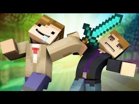 ♫ 'Team Up With You'   Minecraft Parody of Carly Rae Jepsen   I Really Like You