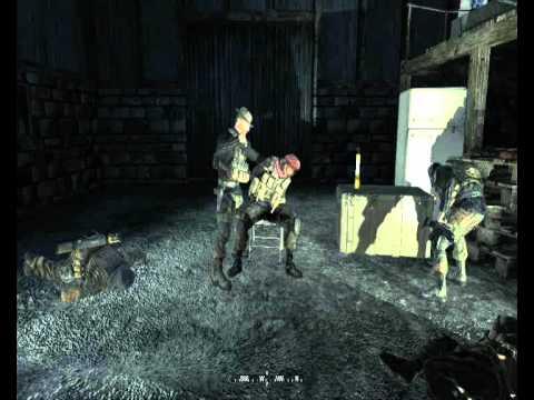 Call of Duty 4: Modern Warfare Khaled Al-Asad's Death