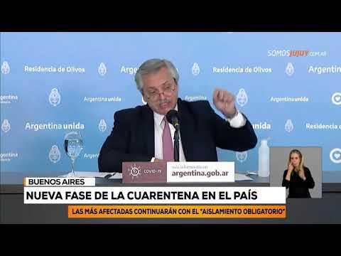 Nueva Fase De La Cuarentena En El País | Somos Jujuy