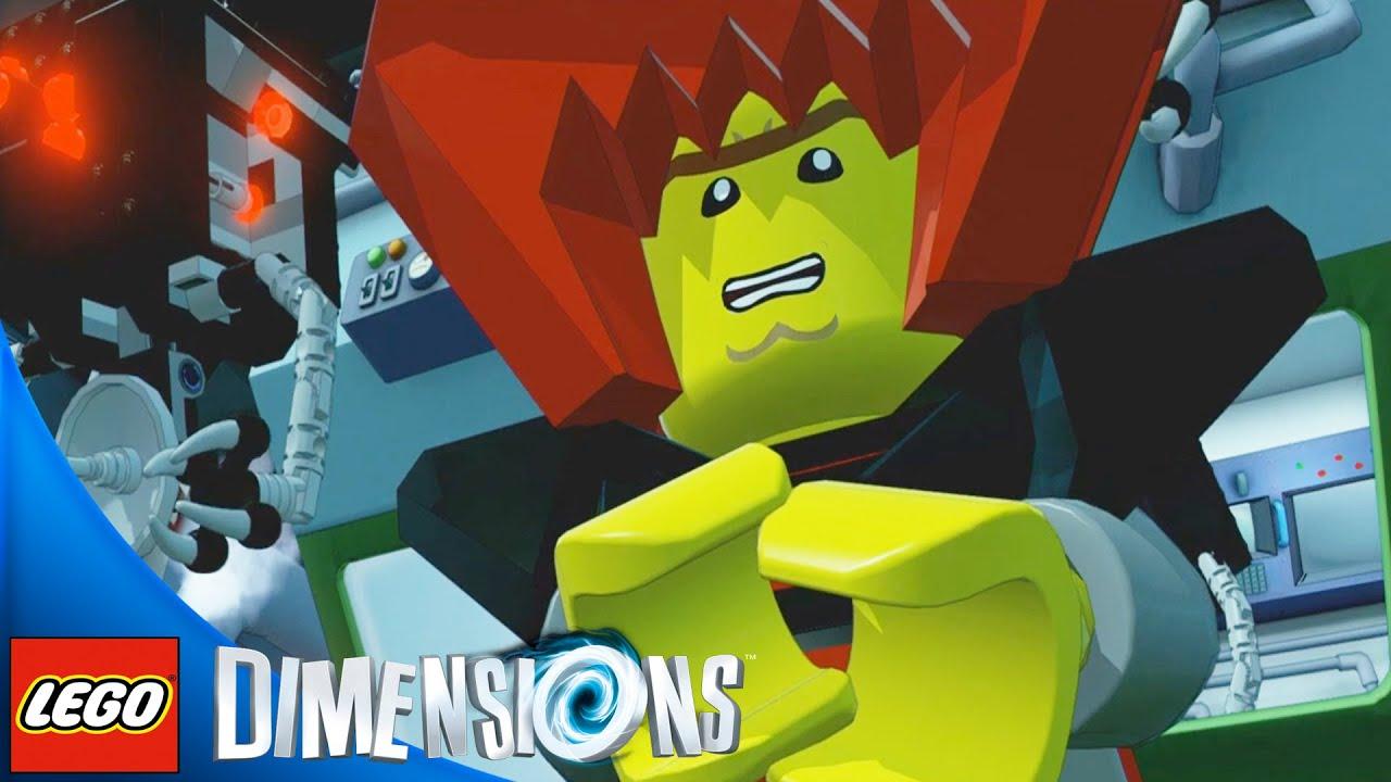 LEGO Dimensions All Boss Fights All Bosses AFGuidesHD Lets Play Hub Game Walkthroughs