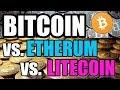 LITECOIN TO $155 & LTC vs BTC