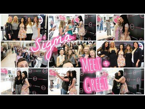 My Sigma Meet + Greet! | May 16, 2015