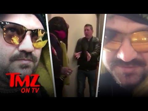 Bam Margera Goes Crazy & Rips Into Wife   TMZ TV