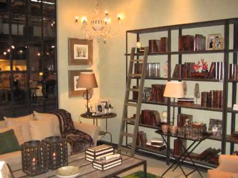 Muebles de estilo cl sico feria intergift madrid 2011 stand de becara youtube - Muebles becara ...