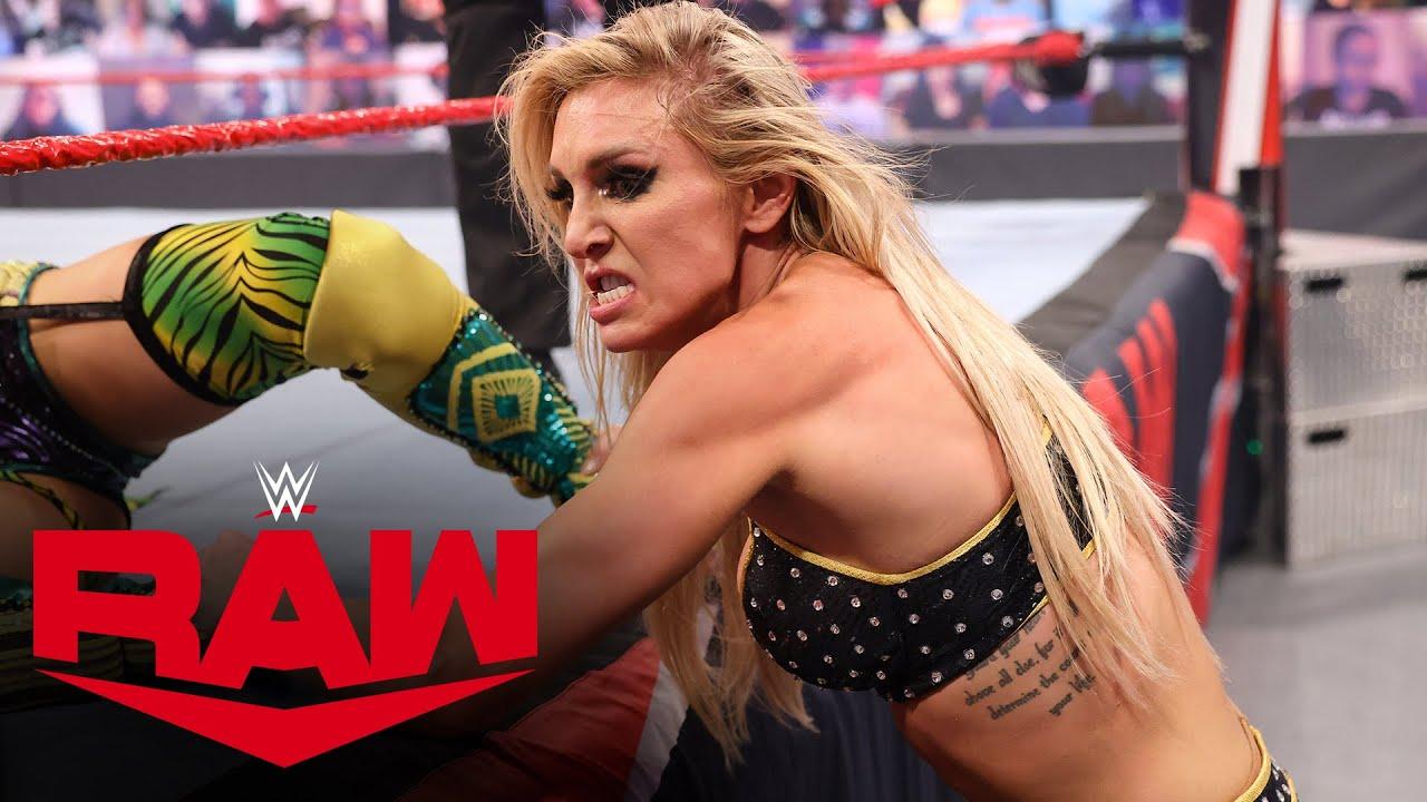 Asuka vs. Charlotte Flair: Raw, May 24, 2021