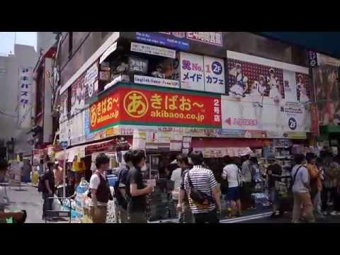 99 Seconds Akihabara - Pedestrian Street