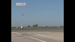 Смотреть видео Со 2 сентября возобновляется прямое авиасообщение «Чебоксары - Санкт-Петербург» онлайн