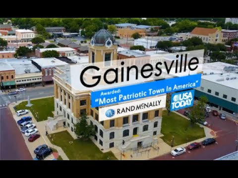 Gainesville, Texas -  Ready For Business