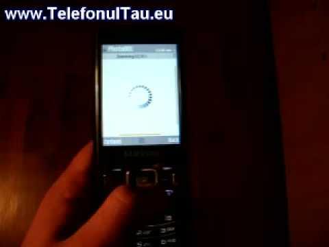 Samsung i8510 INNOV8 - hands on