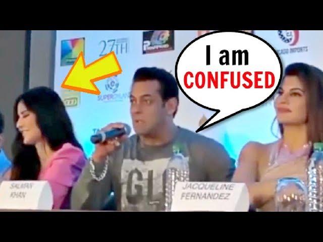 Salman Khan Reaction On Marriage With Gf Iulia Vantur In Front Of Katrina Kaif