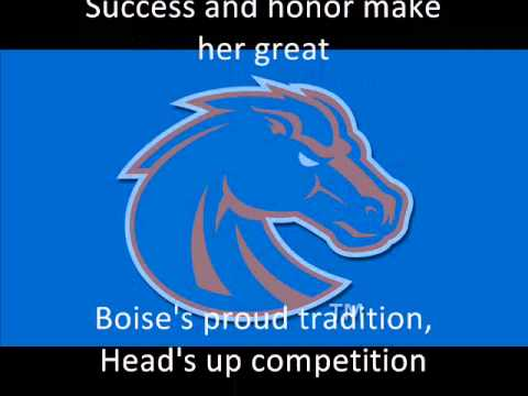 Boise State Fight Song