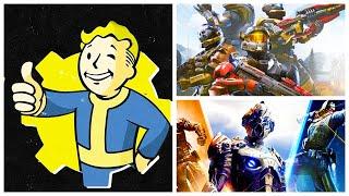 Клон классического Fallout. Halo Infinite улучшили. Анонсирован ELEX II. Starfield   Игровые новости