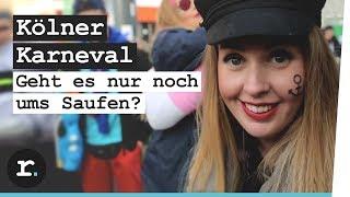 Karneval in Köln - geht