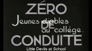 #0070) Zéro de conduite: jeunes diables au collège (1933)
