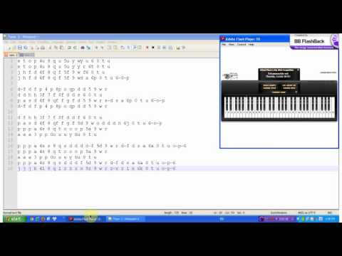 To love s end inuyasha virtual piano by ferms doovi