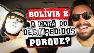 SEQUESTREI O BOLIVIA DO DESIMPEDIDOS - SEQUESTRO TALK SHOW