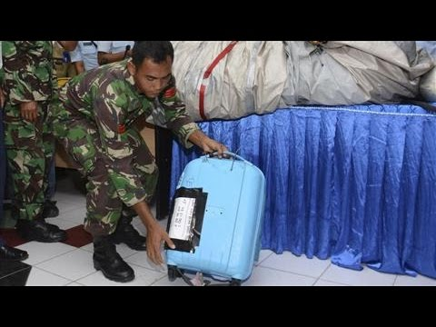 Debris, Bodies Spotted From AirAsia Flight