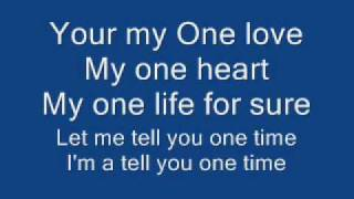Justin Bieber - One Time - Official Lyrics