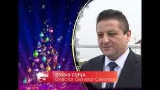 FELICITARE Antena 1 Constanta - Ovidiu Cupsa - Director General Ceronov