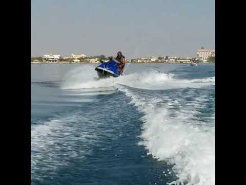 Massawa Eritrea Red Sea riding the wave