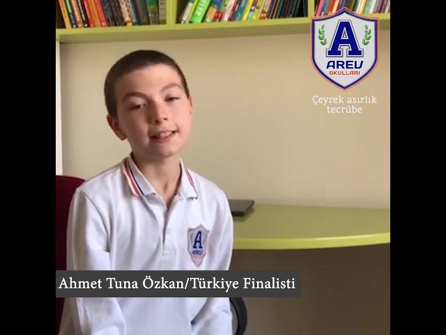 Arev Öğrencileri 5. Ulusal Tales Matematik Yarışmasında Finaldeler !