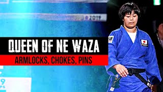 Shori Hamada (濵田 尚里) - Queen of Judo grappling (Story and best skills)