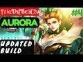 Updated Build [Rank 3 Aurora] | ϯɾίαÐs|BeńCžw Aurora Gameplay and Build #4 Mobile Legends