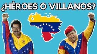 ¿DE VERDAD VENEZUELA ESTÁ TAN MAL?